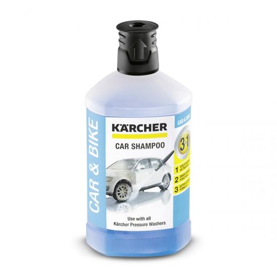 Car Shampoo 3-in-1, 1 L
