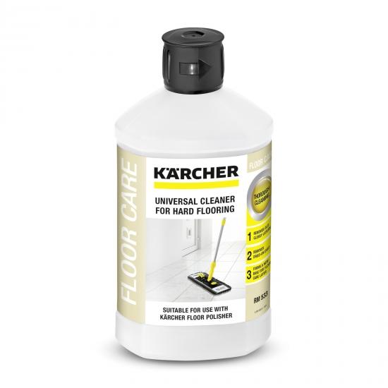 Basic Cleaning Agent for hard floors RM 533, 1 Liter