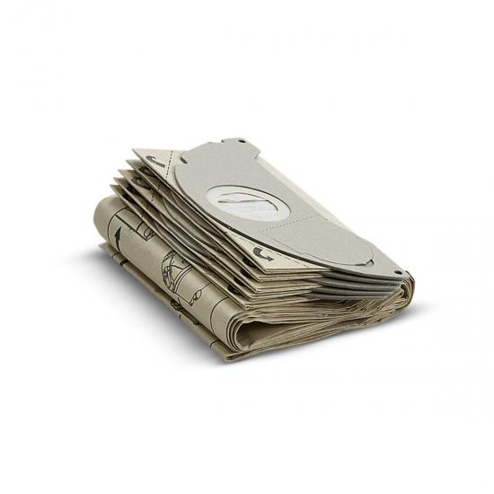Комплект фильтров бумажных фильтр-мешков  Karcher 6.904-143.0