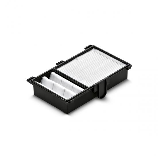 פילטר Hepa Plus לשואב Karcher DS 5500, DS 5600, DS 5.800, DS 6.000