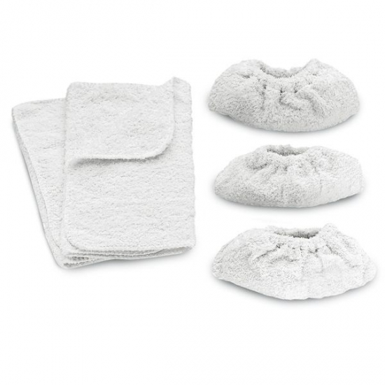Set of cleaning cloths
