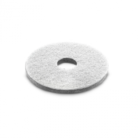 Diamond pad, coarse, White, 432 mm