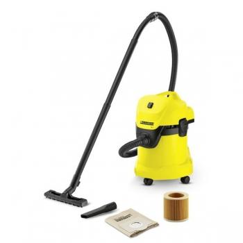 Пылесос сухой и влажной уборки WD 3