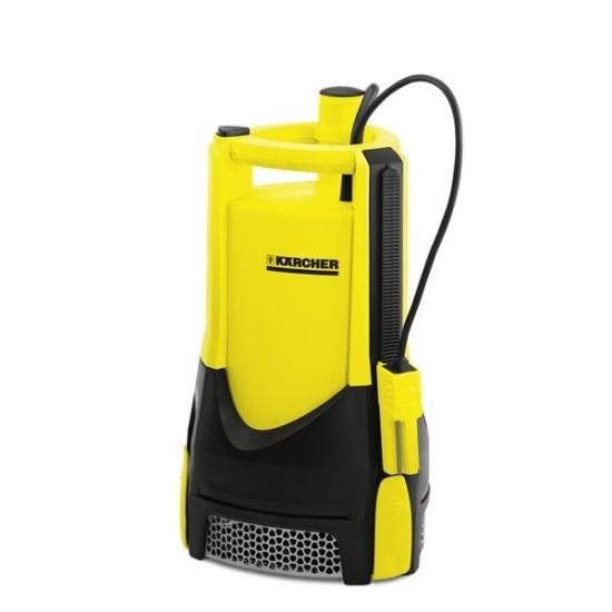משאבת ניקוז למים נקיים Karcher SCP 16000 עם חיישן מפלס מים