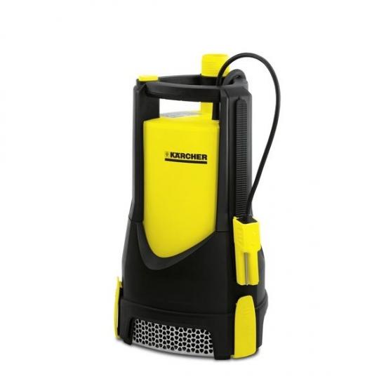 משאבה טבולה למים מלוכלכים עם חיישן מפלס מים Karcer SDP 18000