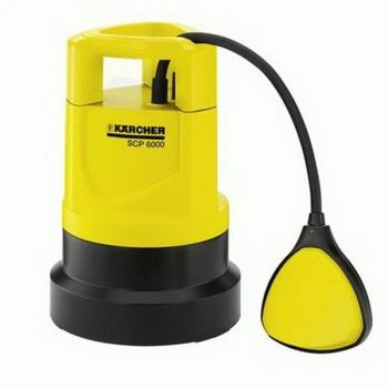 משאבה טבולה למים נקיים Karcher SCP 6000