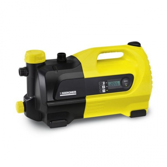 משאבה אלקטרונית  להגברת לחץ מים Karcher BPE 4200/50 עם פיקוד אוטומטי