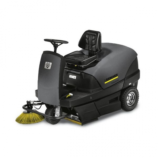 Vacuum sweeper ride-on KM 100/100 R P
