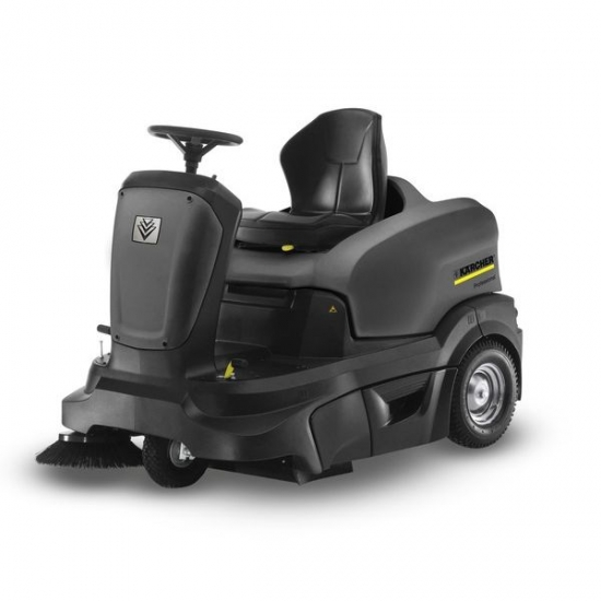Vacuum sweeper ride-on KM 90/60 R P