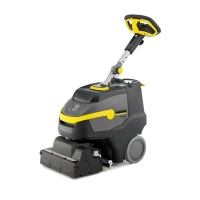 Scrubber driers compact