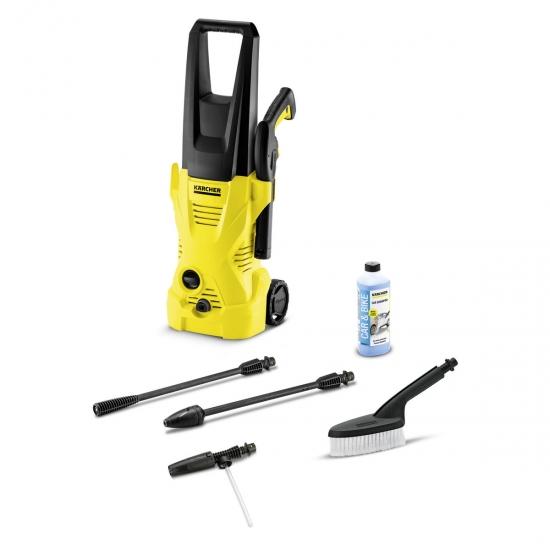 מכונת שטיפה בלחץ Karcher K 2 Car kit - 110 בר